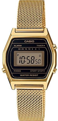 Zegarek Casio LA690WEMY-1EF - CENA DO NEGOCJACJI - DOSTAWA DHL GRATIS, KUPUJ BEZ RYZYKA - 100 dni na zwrot, możliwość wygrawerowania dowolnego tekstu.