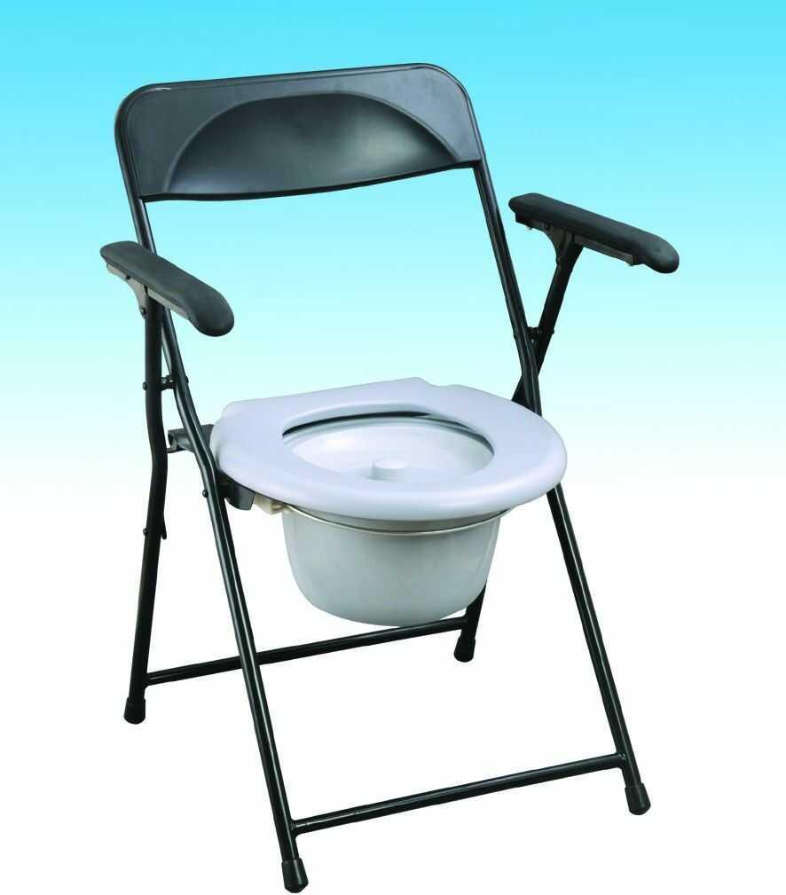 Krzesełko toaletowe składane