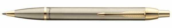 Długopis PARKER IM BRUSHED METAL GT - X04631