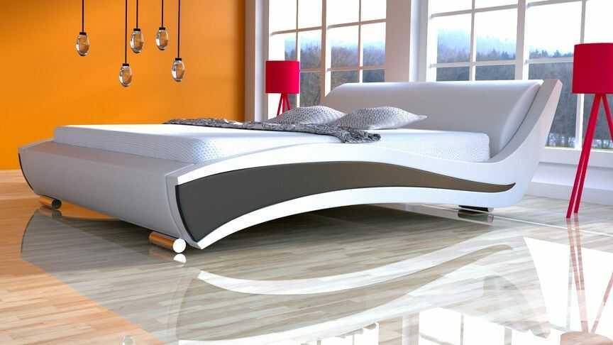 Łóżko do sypialni Samba Lux