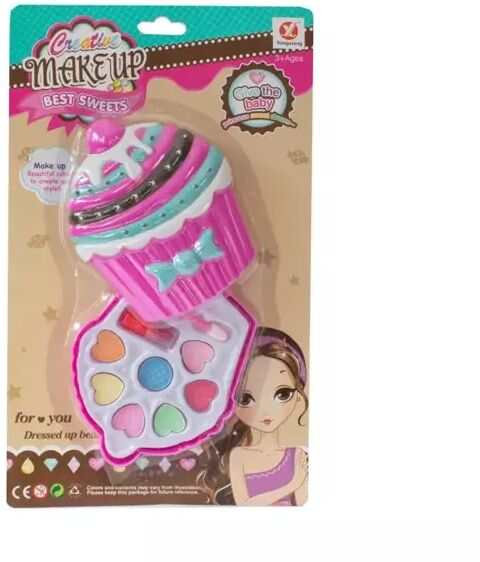 Kosmetyki dla lalek - Babeczka 1