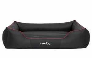 Legowisko dla psa Reedog Comfy Black & Red