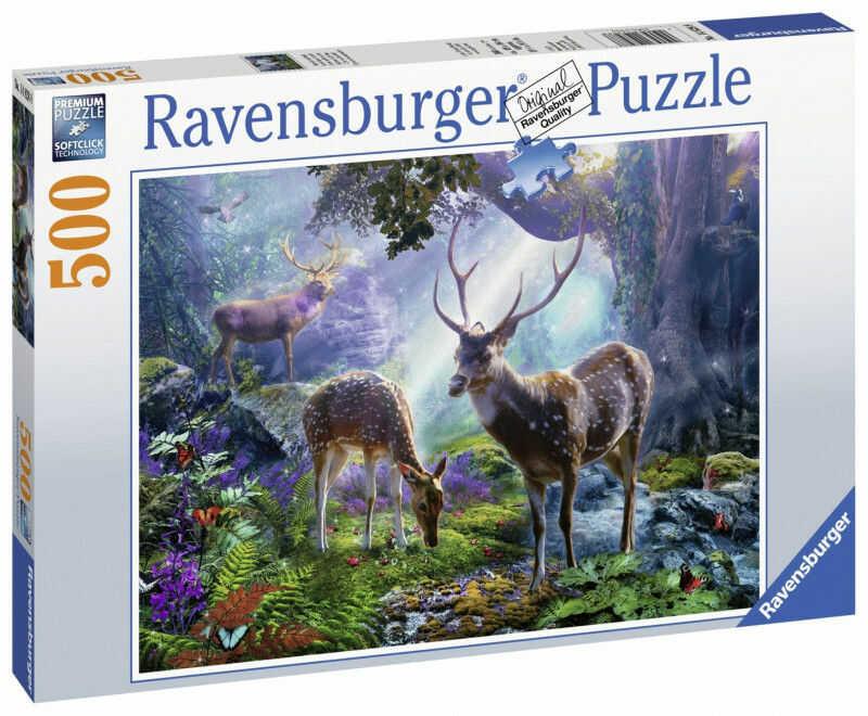 Ravensburger - Magiczny wodospad 500 elem. 148400