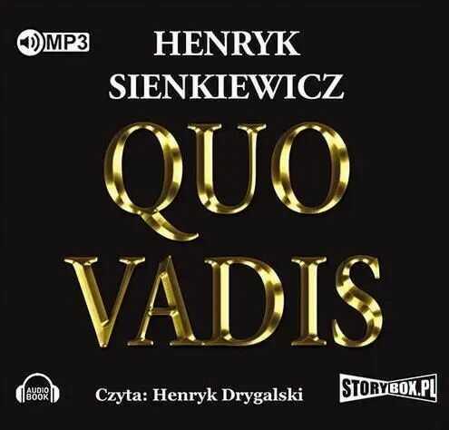 Quo Vadis Audiobook - Henryk Sienkiewicz