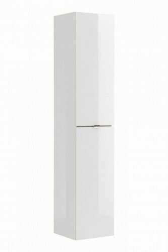 Szafka wysoka 170 x 35 x 33 cm ,Seria Capri White