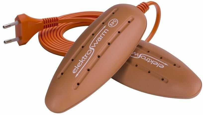 Suszarka do butów Elektrowarm SB-3 jasny brąz