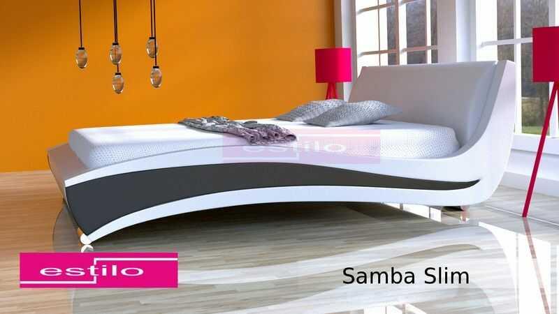 Łóżko do sypialni Samba SLIM