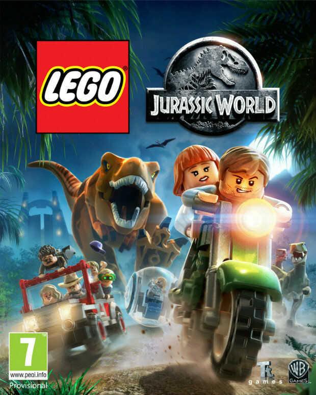 LEGO Jurassic World (PC) PL klucz Steam