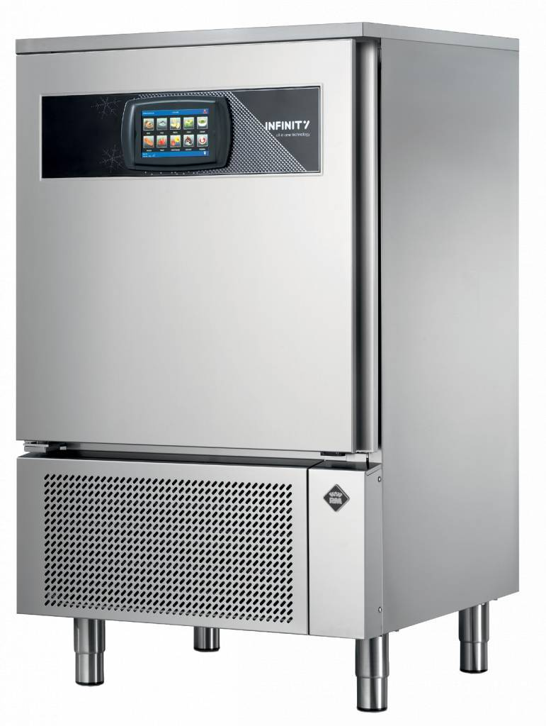 Schładzarko-zamrażarka szokowa Infinity IS 0811 8xGN1/1 787W 790x778x(H)1300mm
