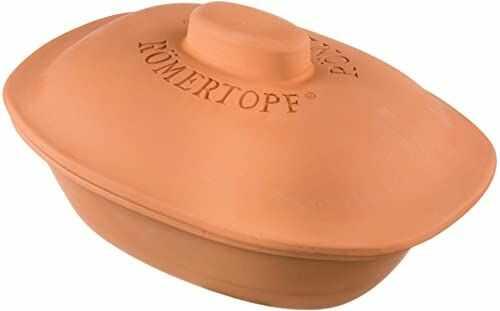 Garnek rzymski do pieczenia Trend ceramiczny, parowar 4,5 l