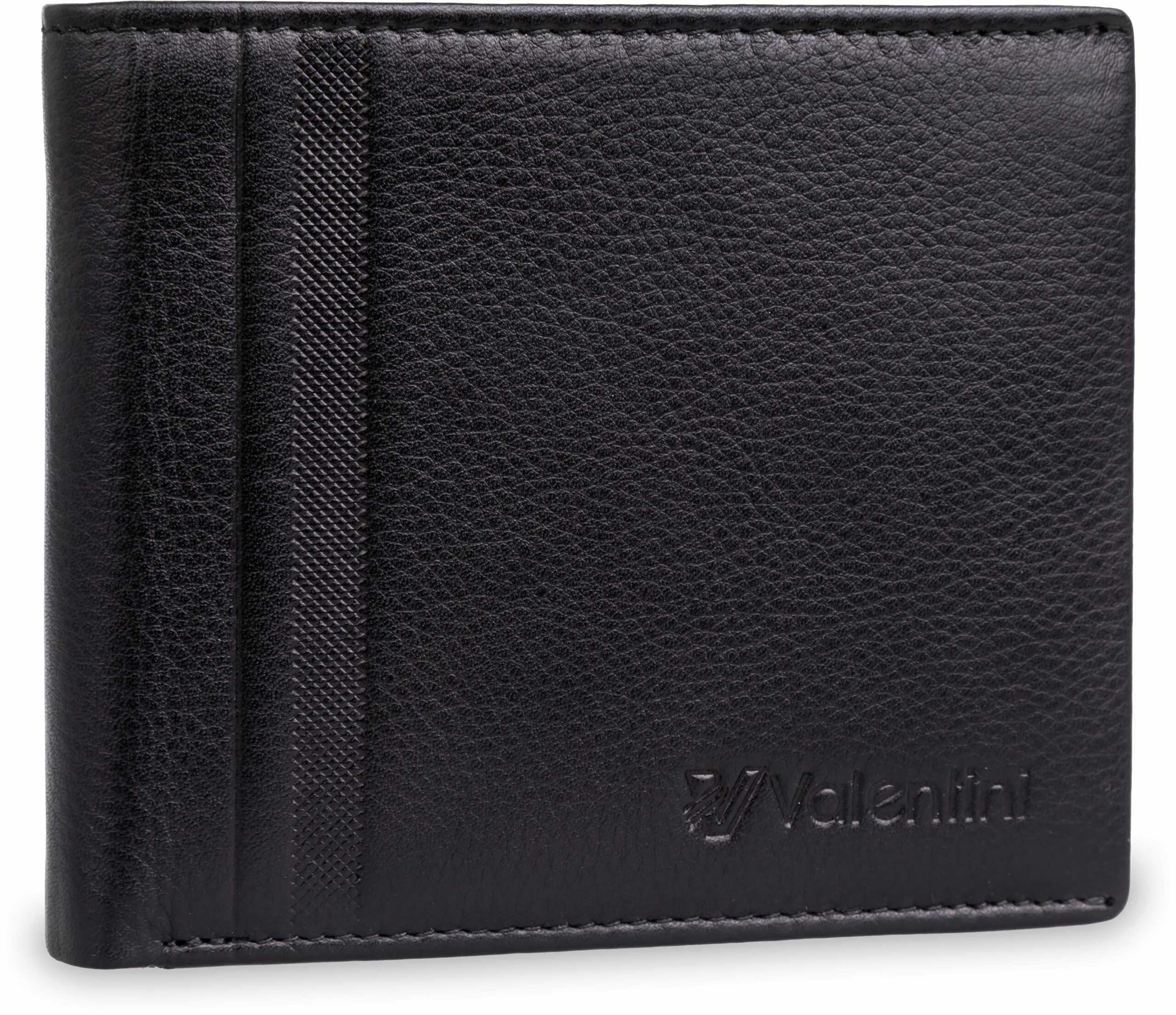 Mały portfel męski valentini trophy 15v-209 rfid