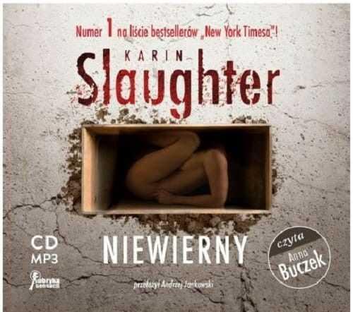 NIEWIERNY Slaughter Karin Audiobook MP3