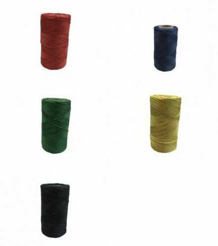 Nici Lniane Dratwa 100g/120m 5 kolorów