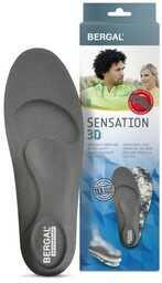 Wkładki do Butów Bergal SENSATION 3D sportowe