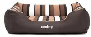 Legowisko dla psa Reedog Comfy Brown & Strips