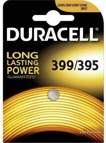 bateria srebrowa mini Duracell 399-395/G7/SR927W