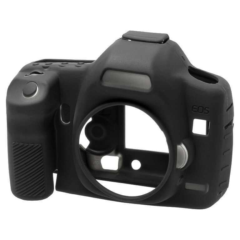 Osłona silikonowa easyCover do aparatów Canon EOS 5D Mark II czarna