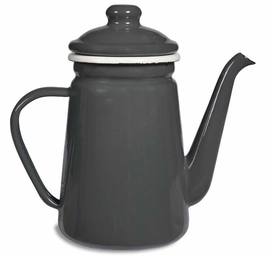 Imbryk Do kawy Emaliowany