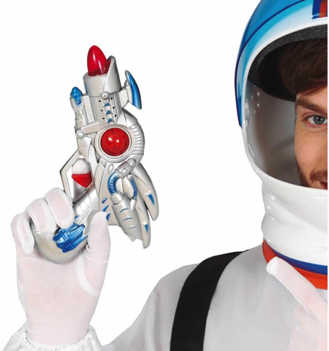 Pistolet kosmiczny - 22 cm - 1 szt.