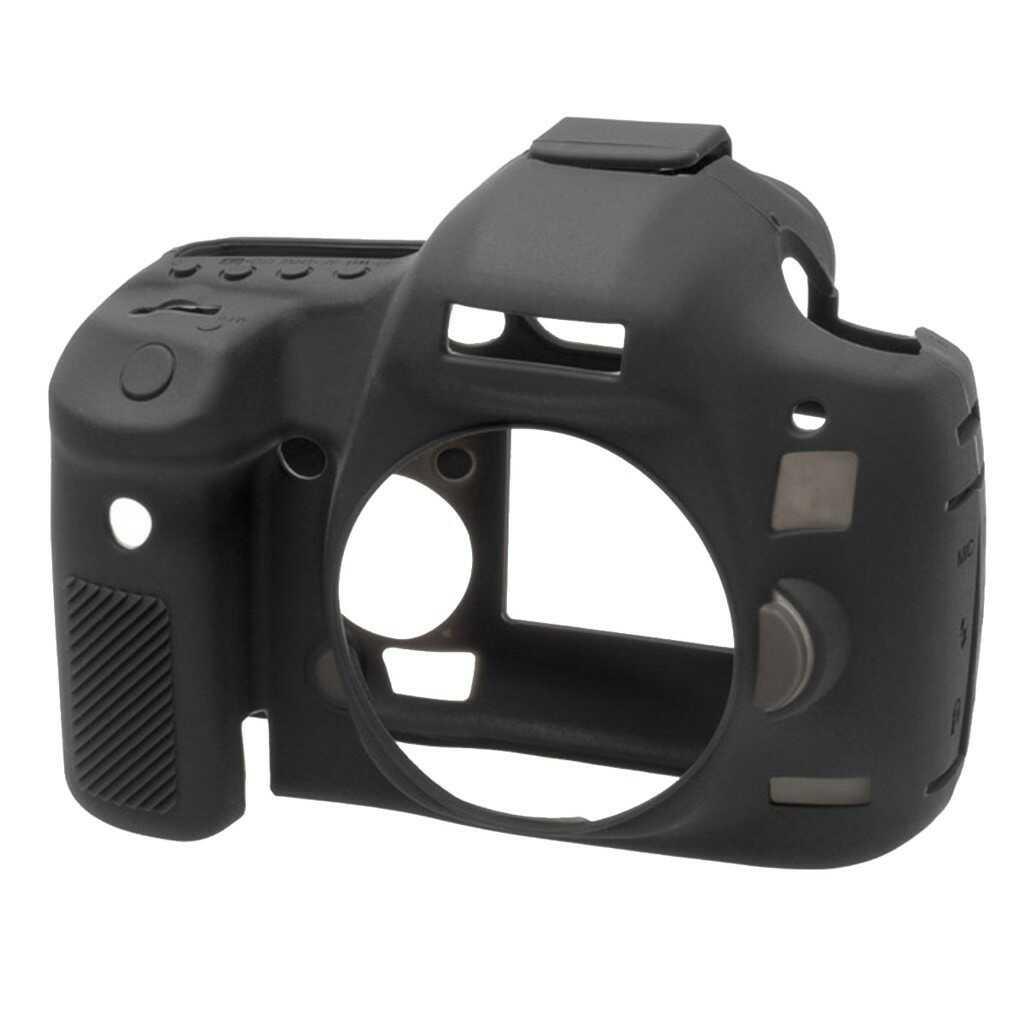 Osłona silikonowa easyCover do aparatów Canon EOS 5D Mark III/ 5Ds/ 5DsR czarna