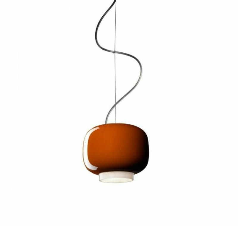 Chouchin Mini 1 pomarańczowy - Foscarini - lampa wisząca
