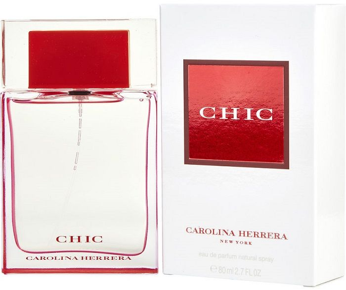 Carolina Herrera Chic Woman woda perfumowana - 80ml
