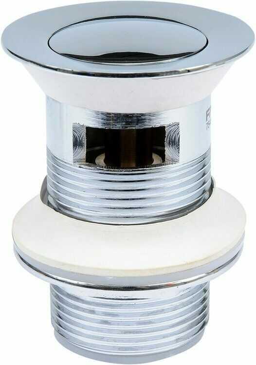 Korek automatyczny S chrom przelew G 1 1/4 Fala 75484 - ZYSKAJ RABAT 30 ZŁ