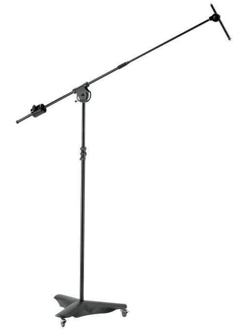 K&M 21430-500-55 statyw overhead - stalowy statyw mikrofonowy