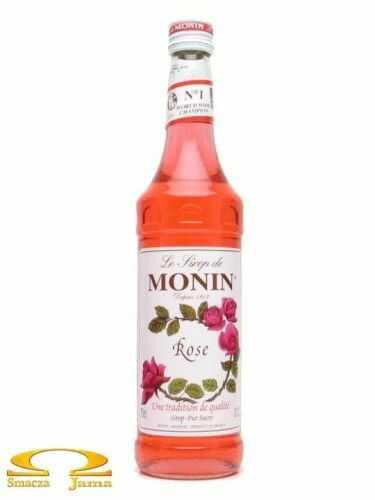 Syrop RÓŻA Rose Monin 700ml