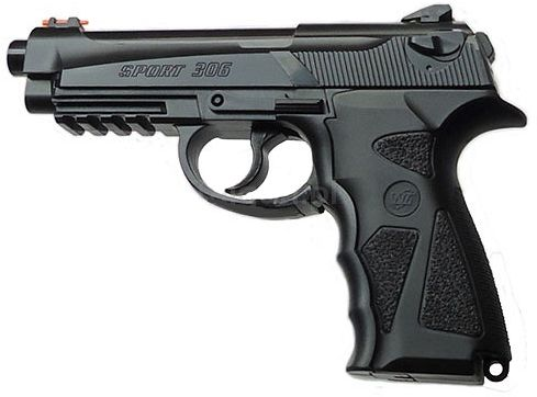 Wiatrówka Beretta 90 TWO na Śruty BB/BBs 4,46mm/Co2.