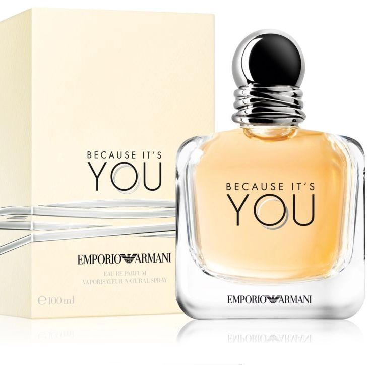 Giorgio Armani Because It''s You 150ml woda perfumowana [W]