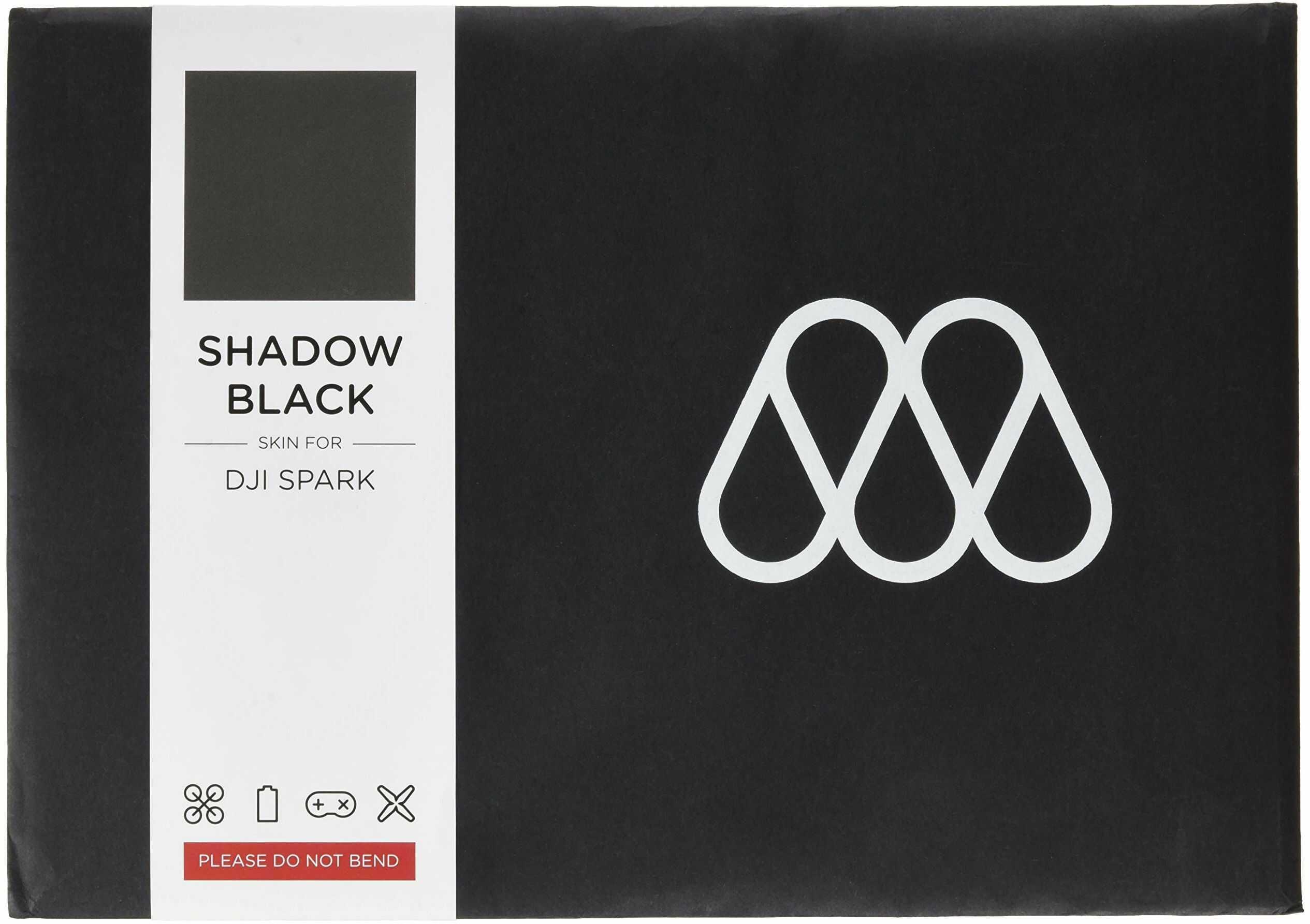 Modifli 997207 skórka do drona DJI Spark Propwrap Combo  Vivid Shadow Black