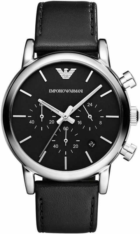 Zegarek Emporio Armani AR1733 - CENA DO NEGOCJACJI - DOSTAWA DHL GRATIS, KUPUJ BEZ RYZYKA - 100 dni na zwrot, możliwość wygrawerowania dowolnego tekstu.