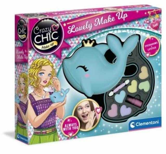 Crazy Chic. Delfinek - Clementoni