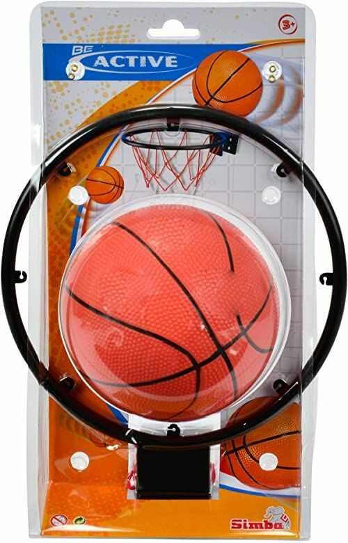 Simba 107400675 - kosz do koszykówki