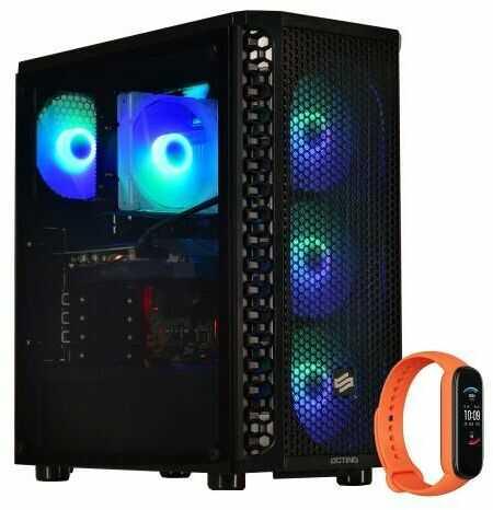 Actina AMD Ryzen 5 3600 16GB 500GB GTX1660Ti W10 - Kup na Raty - RRSO 0%