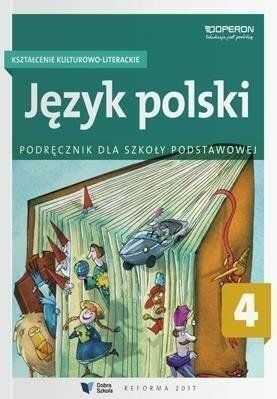 Język polski SP 4 Kształ. kulturowo..Podr. OPERON - praca zbiorowa