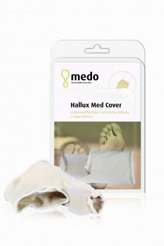 Opaska żelowa na Haluksy Hallux Med Cover