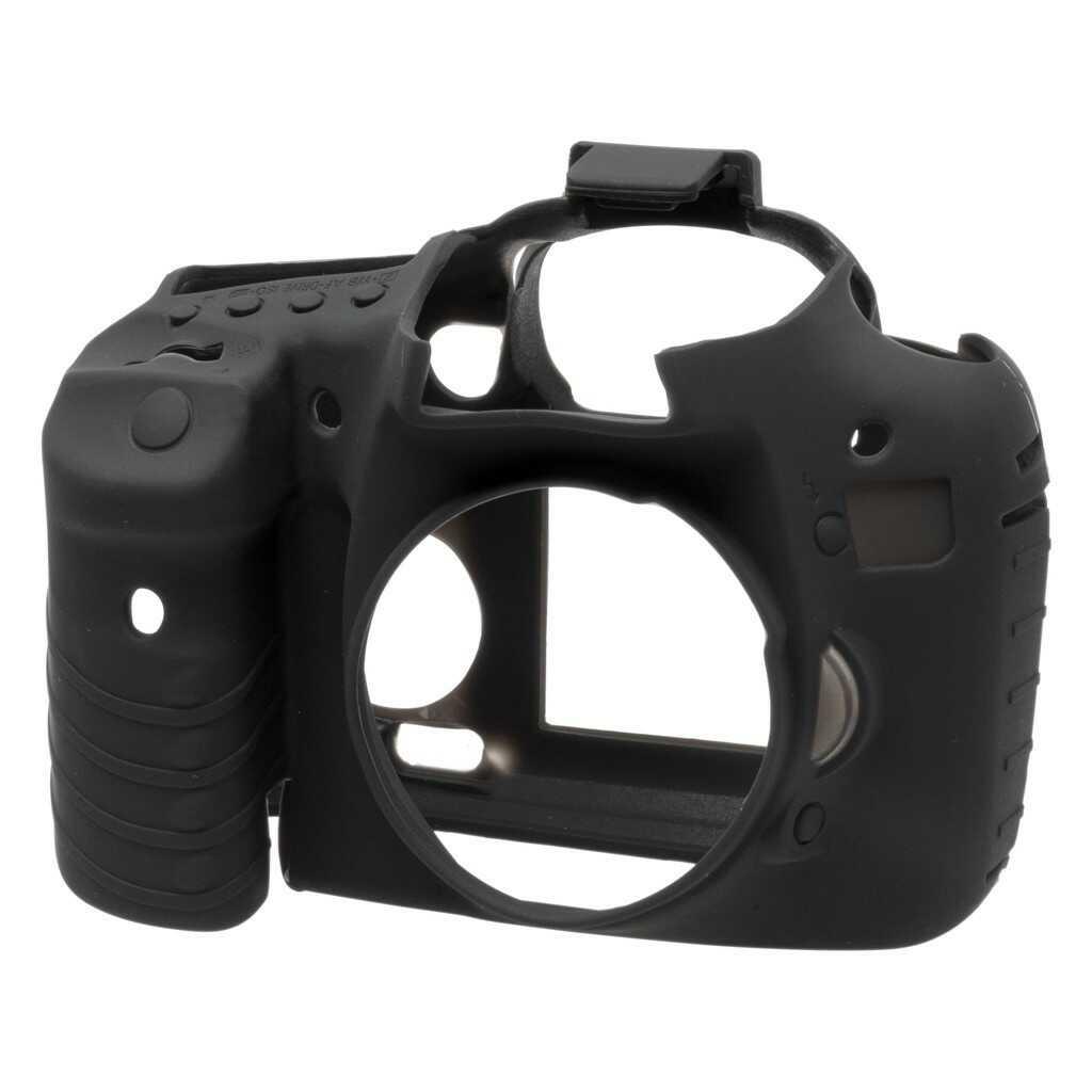Osłona silikonowa easyCover do aparatów Canon EOS 7D czarna