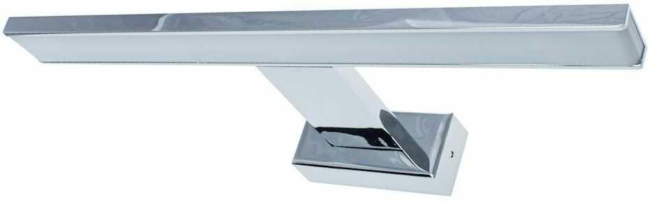 Milagro SHINE CHROME ML028 kinkiet lampa ścienna 7W LED 4000K chrom 30cm IP44
