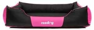 Legowisko dla psa Reedog Comfy Black & Pink