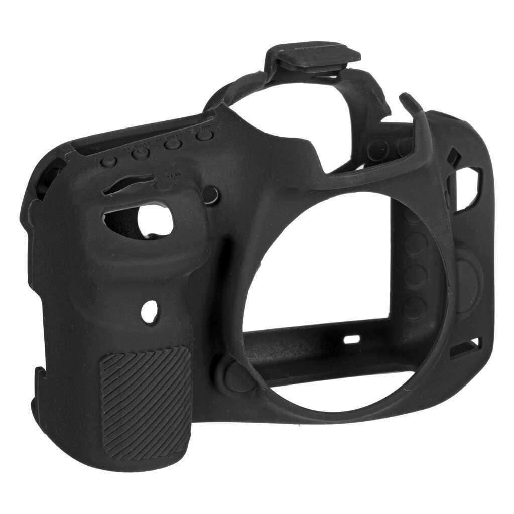 Osłona silikonowa easyCover do aparatów Canon EOS 7D Mark II czarna