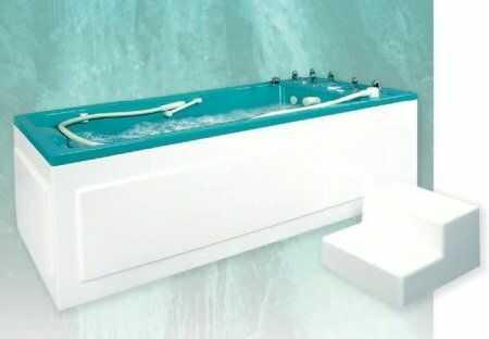 Wanna do masażu podwodnego Aquameden
