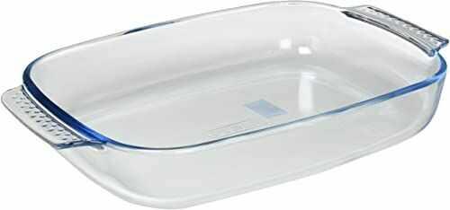 Pyrex 29161 naczynie do pieczenia, szkło borokrzemowe