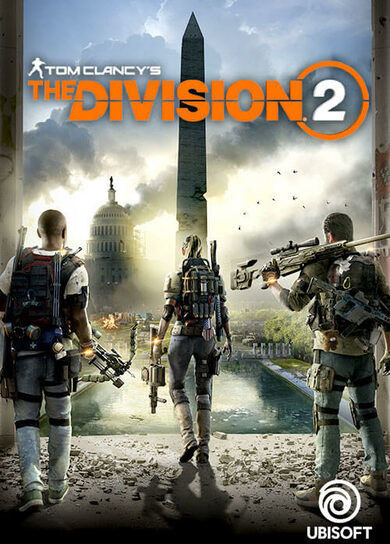 The Division 2 PL (Digital - klucz Uplay)