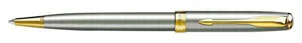 Długopis PARKER SONNET ORIGINAL stalowy GT - X04651