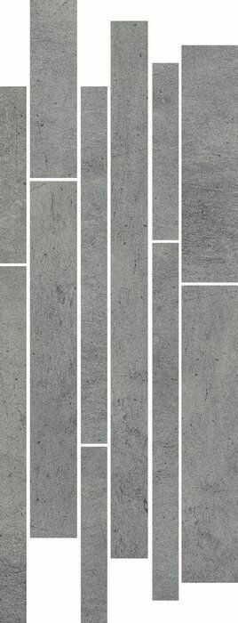 TARANTO GRYS listwa mix paski 20x52