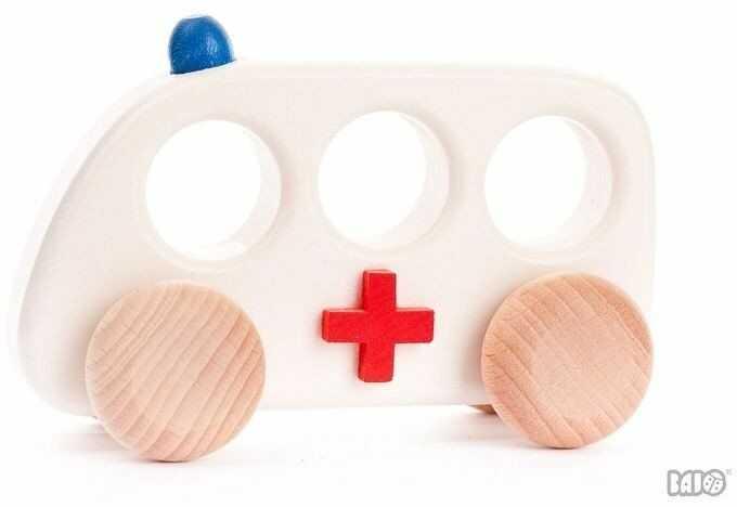 Ambulans Bajo, 44310-Bajo, samochody zabawki