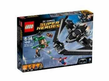 LEGO  76046 Super Heroes Bitwa Powietrzna - oryginalna gwarancja LEGO.
