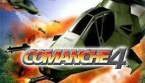 Comanche 4 (PC) Klucz Steam